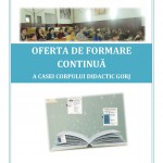 SELECTIE FORMATORI – an scolar 2017-2018