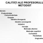 Procedură Concurs pentru constituirea Corpului de metodiști